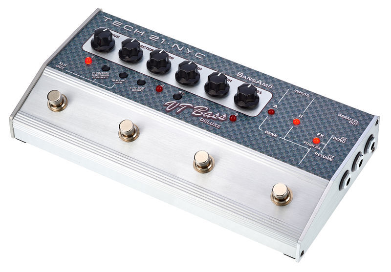 Tech 21 Character VT Bass Deluxe