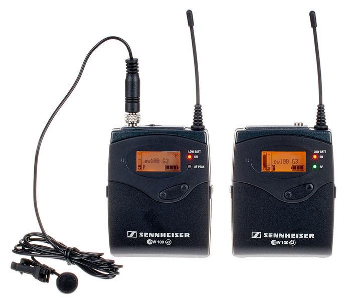 Sennheiser EW 122-P G3 / C-Band