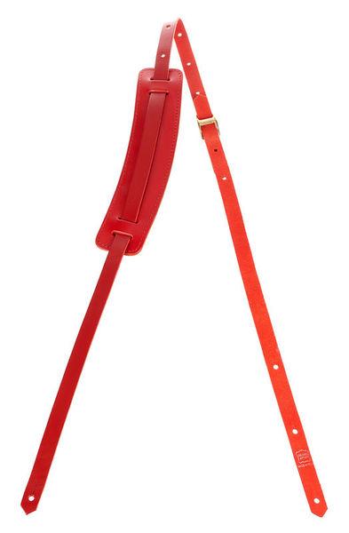 Harley Benton Vintage Strap Red