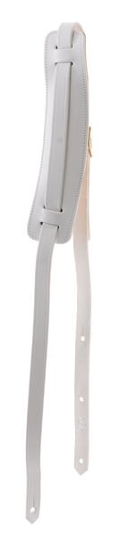 Harley Benton Vintage Strap White