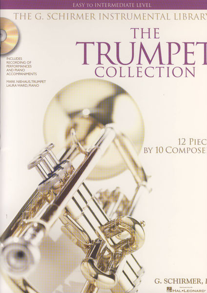 G. Schirmer The Trumpet Collection Easy