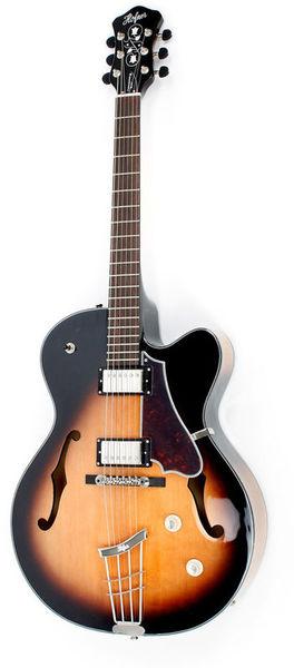 Höfner Blue Tone E2-SB-0 Jazz Guitar
