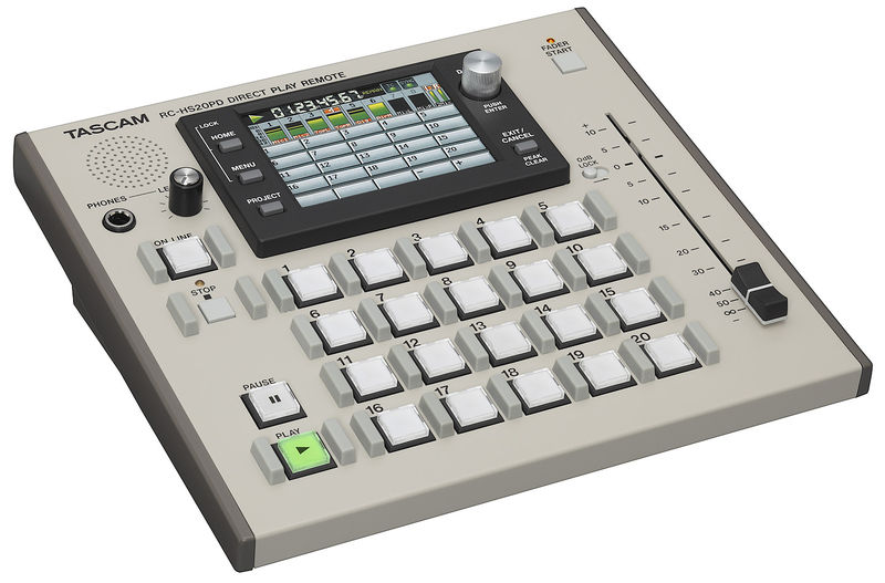 Tascam RC-HS20PD Remote