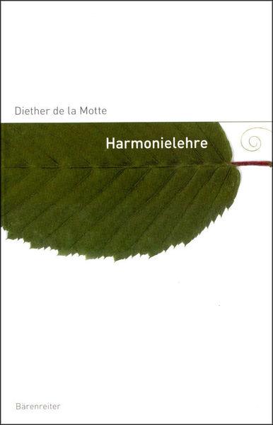 Bärenreiter De La Motte Harmonielehre