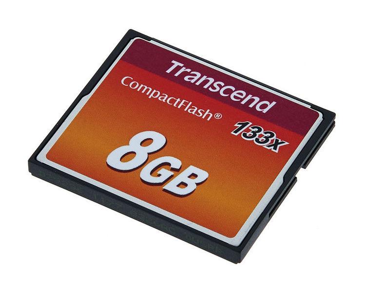 Thomann Compact Flash Card 8Gb 133x