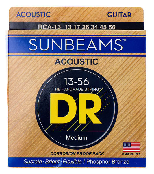 DR Strings Sunbeam RCA-13