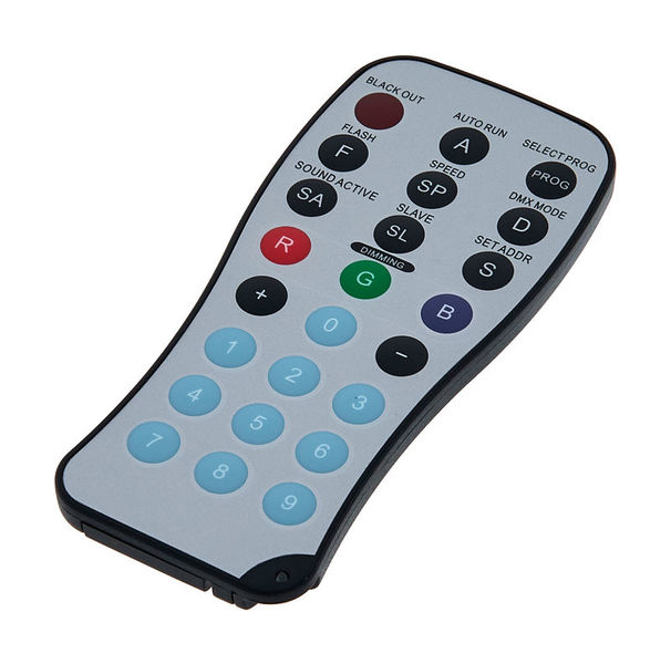 Eurolite IR Remote For LED Outdoor