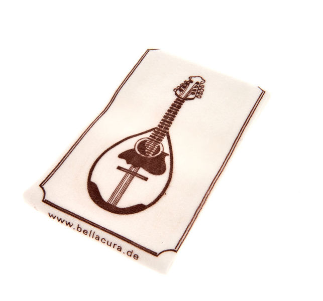 Bellacura Polishing Cloth Mandolin