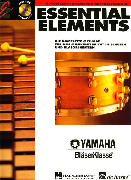 De Haske Bläserklasse Drums 2