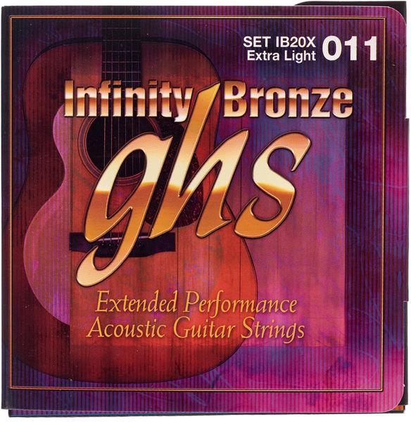 GHS Infinity Bronze IB20X