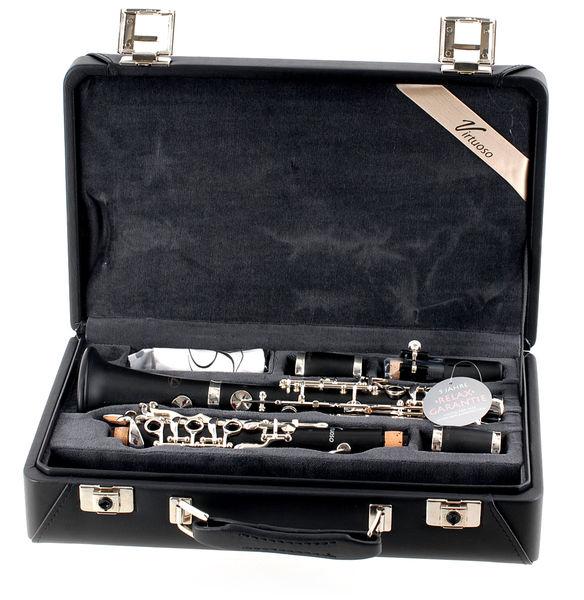 Schreiber D-45 Virtuoso Bb- Clarinet
