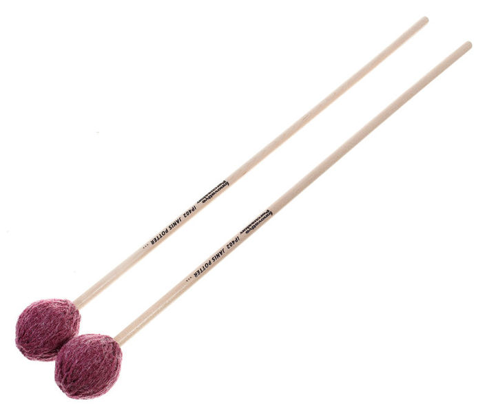 Innovative Percussion Marimba Mallets IP 402 Janis P