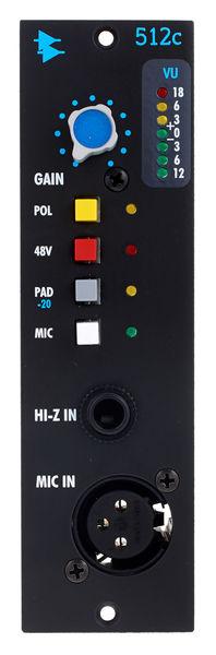 API Audio 512c Mic Pre