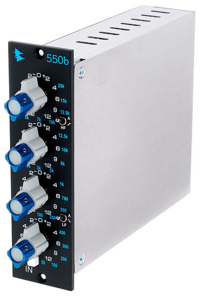 API Audio 550b Discrete 4 Band EQ