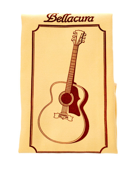Bellacura Microfibre Cloth Guitar