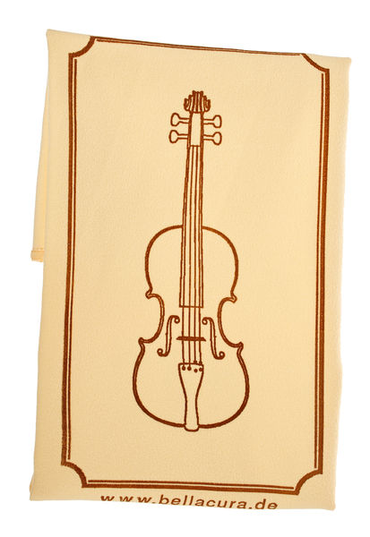 Bellacura Microfibre Cloth Violin