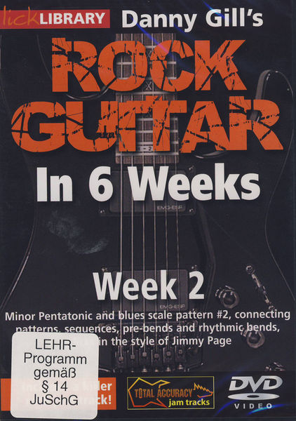 Music Sales Rock Guitar Week 2