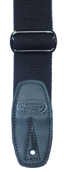 Reunion Blues Guitar Strap Merino Black