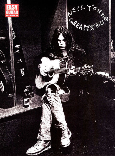 Neil Young Greatest Hits Hal Leonard