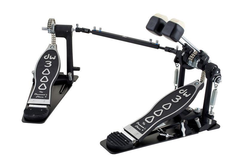 DW 3002 Double Bass Drum Pedal