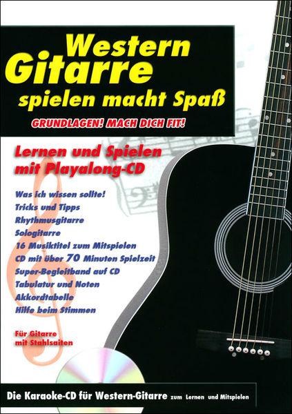 Gitarre spielen macht Streetlife Music