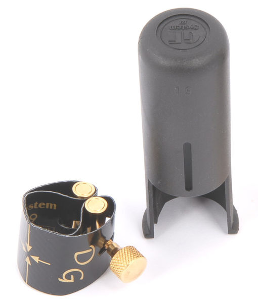 Dave Guardala Ligature for Soprano Sax G