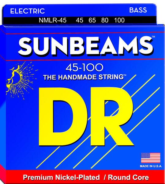 DR Strings Sunbeam Tite Medium NMLR-45