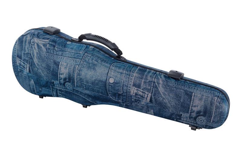 JW 51015 Jeans Violin Case 4/4 Jakob Winter