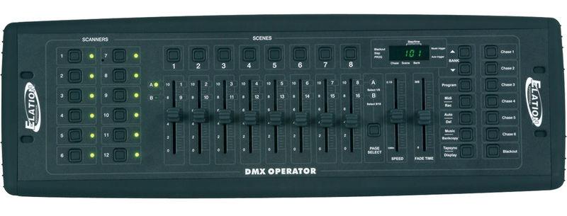 ADJ DMX Operator I