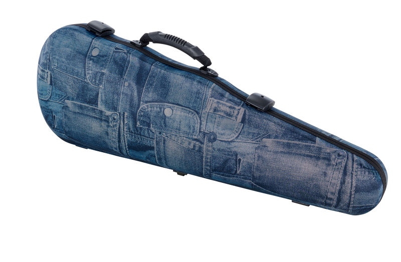 Jakob Winter JW 52017 Jeans Violin Case 4/4