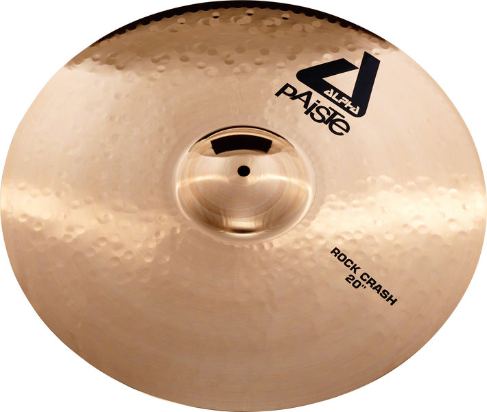 "Paiste 20"" Alpha Rock Crash Brilliant"
