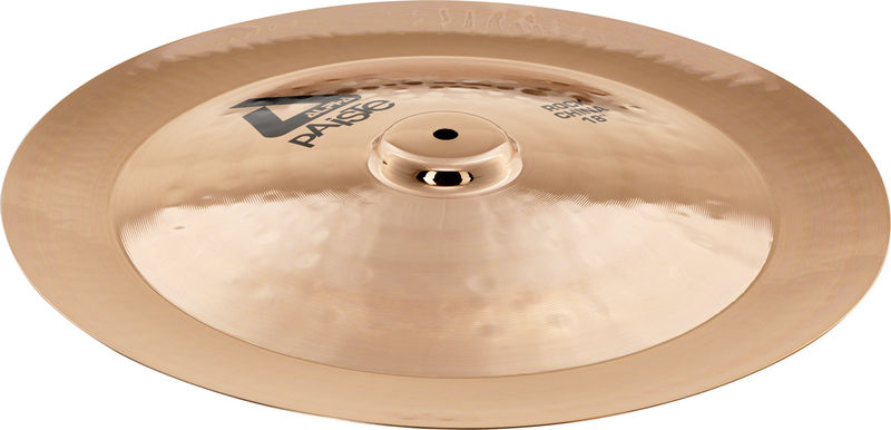 "Paiste 18"" Alpha Rock China Brilliant"