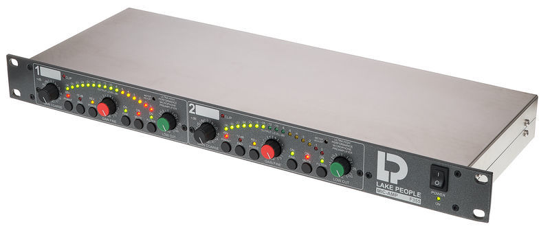 Lake People Mic-Amp F355 Class A Frontend