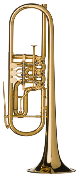 Gerd Dowids BZ-Series GL72 GP Bb-Trumpet