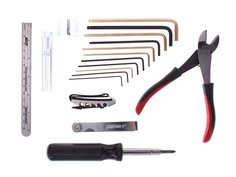 Cruztools Guitar Player Tech Kit