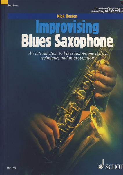 Schott Improvising Blues Saxophone