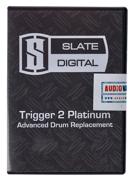 Trigger Platinum 2 Slate Digital