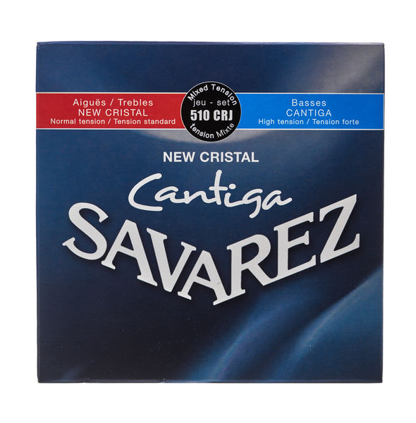Savarez 510CRJ New Cristal Cantiga Set