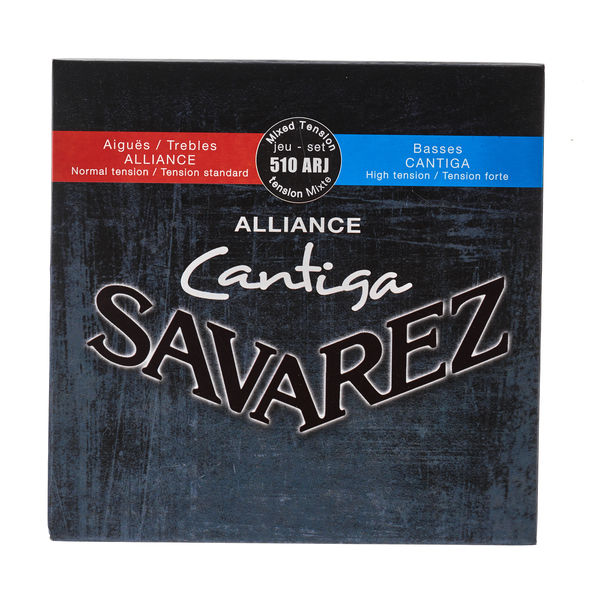 Savarez 510ARJ Alliance Cantiga Set