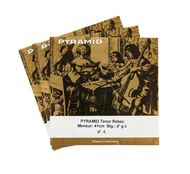 Pyramid Tenor Rebec Strings