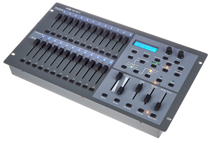 SC-2412 DMX Lighting Desk Showtec