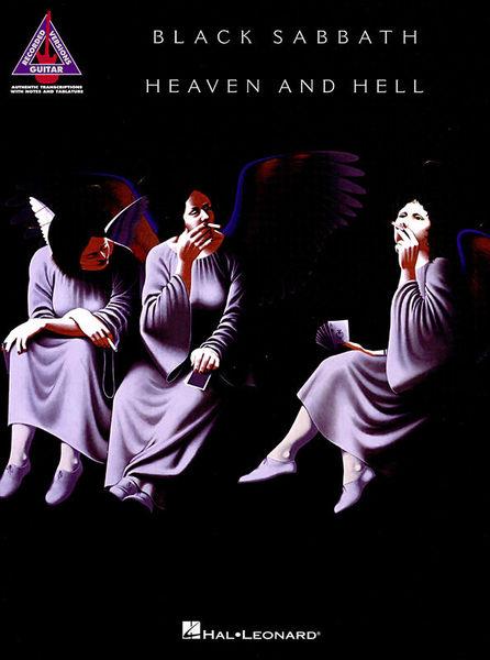 Hal Leonard Black Sabbath Heaven And Hell