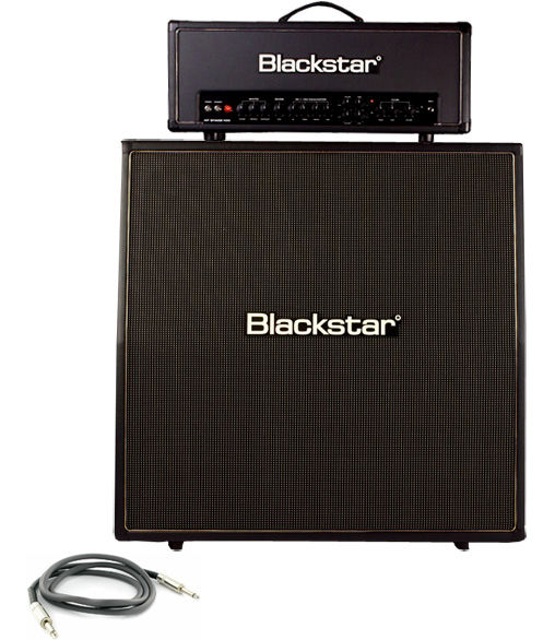 Blackstar HT Stage 100 Venue Head Bundle