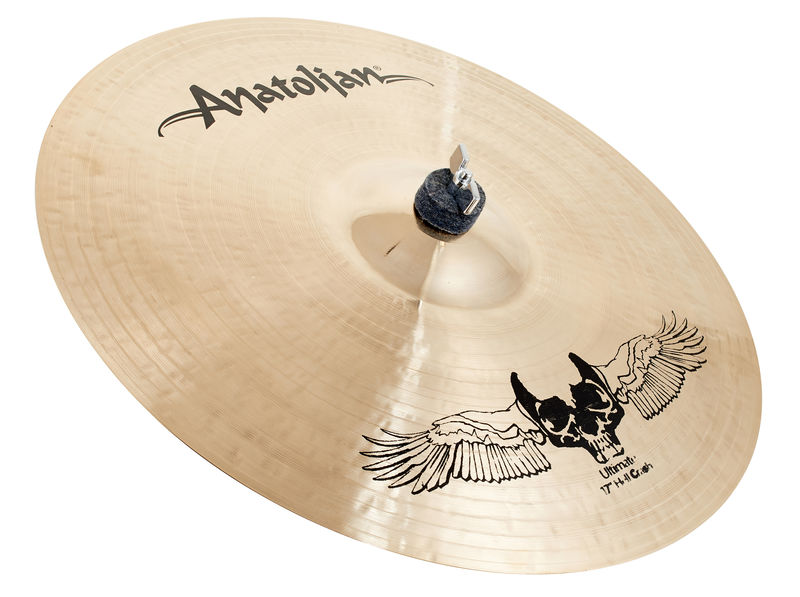 "Anatolian 17"" Hell Crash Ultimate Series"