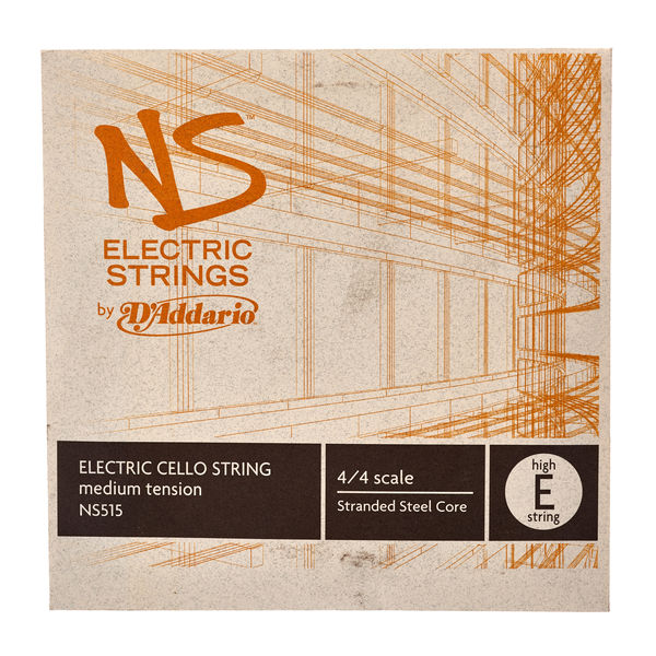 Daddario NS515 High E E-Cello medium