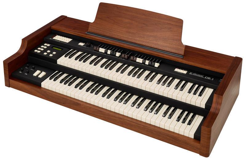 Viscount DB5 Drawbar Organ