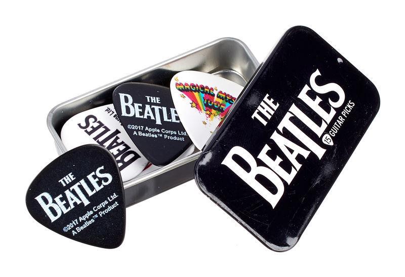 Planet Waves Beatles Logo Pick box