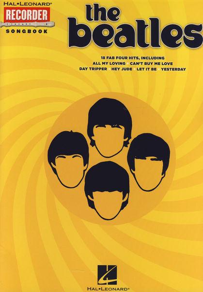 Hal Leonard Beatles for Recorder