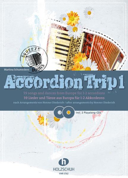 Holzschuh Verlag Accordion Trip 1