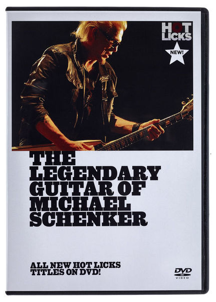Hot Licks Guitar of Michael Schenker